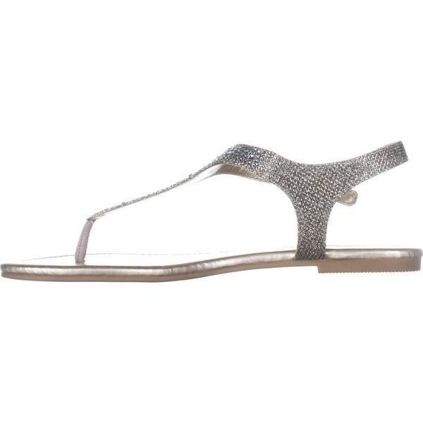 Bandolino Kyrie T-Strap Flat Sandals