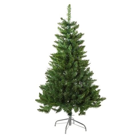 Kurt Adler 4.5-Foot Green Pine Tree - 4.5'
