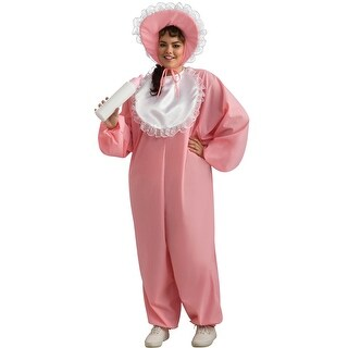 Rubies Baby Girl Plus Size Costume - Pink - plus size