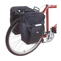 Inertia Cam Excursion Bicycle Panniers - Black - 12050