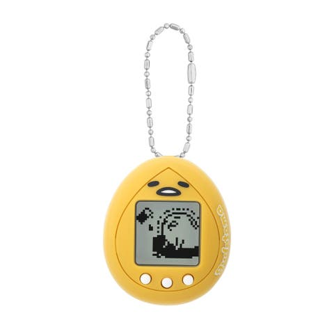 Gudetama Tamagotchi - Yellow
