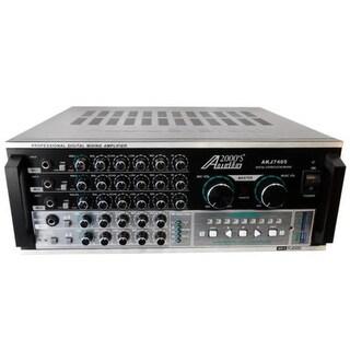AUDIO2000S Karaoke Mixing Amplifier With Digital Echo & Key Control