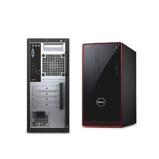 Dell 3656 DT AMD A10 8GB 2TB W10H Wi-Fi Refurbished