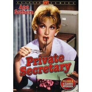 Private Secretary: Vol. 1-4 [DVD]