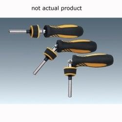AmPro Tools T19459 Locking Flex Shaft Ratcheting Screw Driver