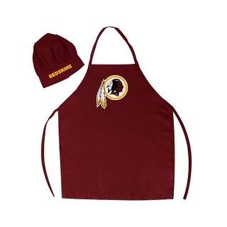 NFL Washington Redskins Apron and Chef Hat