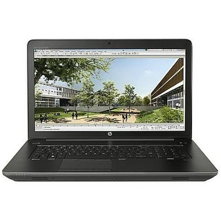 Refurbished Hewlett Packard ZBook 17 G3 - X9T87UTR ZBook 17 G3 Mobile Workstation (ENERGY STAR)