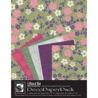 Deco Paper Pack By Black Ink Papers-Sakura
