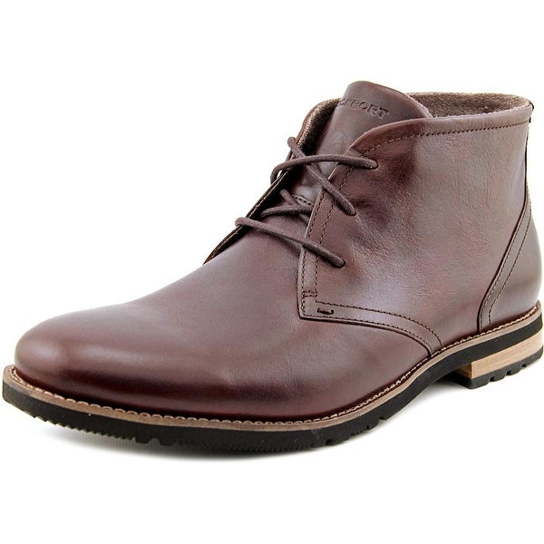 Rockport Ledge Hill Too Men W Round Toe Leather Chukka Boot