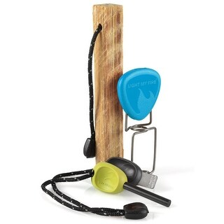 Light My Fire FireLighting Kit - Lime/Blue