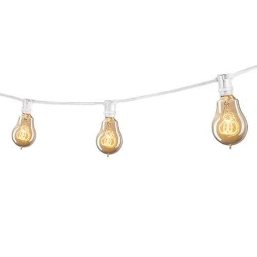 Bulbrite 810053 25 Foot 15 Light Socket String Light