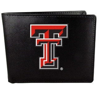 Texas Tech Red Raiders Bi Fold Wallet Logo