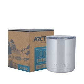 Driftsun Arctik Series 10oz COLDBALL - Stainless Steel Vacuum Insulated 10oz Lowball Cup