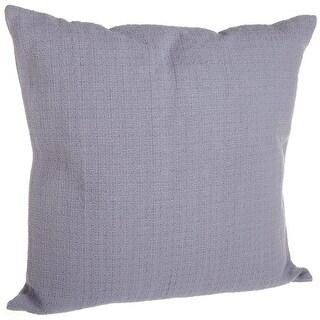 Calvin Klein Home Kent Cotton Random Texture Throw Pillow