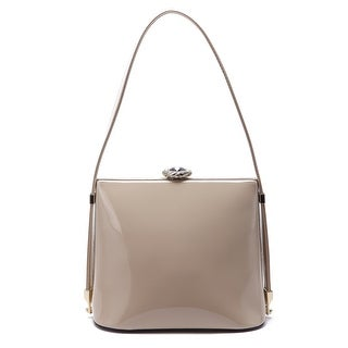 Style Strategy Rudy Shell Bag Nude