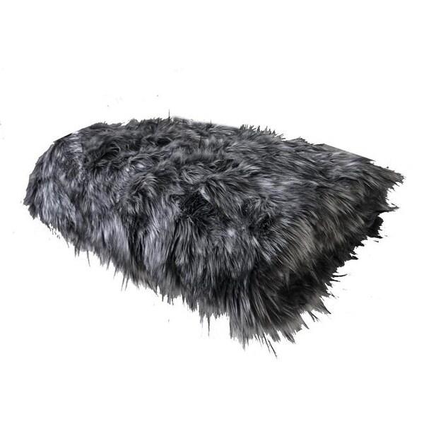 Shop Plutus Wolf Faux Fur Luxury Throw Blanket e88343c53