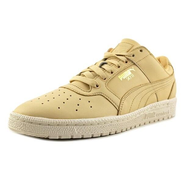 Puma Sky II Lo Natural Men Natural Vachetta Basketball Shoes
