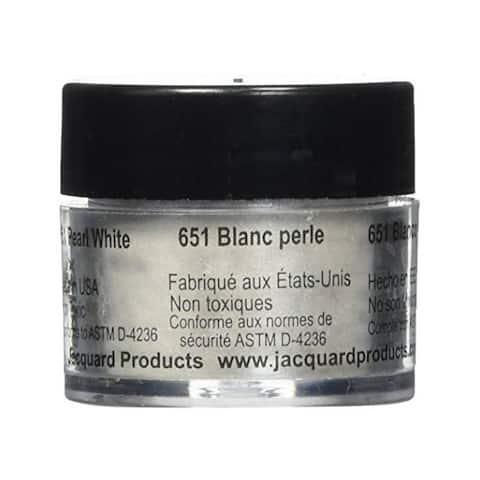 Jacquard/r g s jpxu651 pearl ex 3 gram pearl white