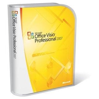 Microsoft Visio Professional 2007 Upgrade