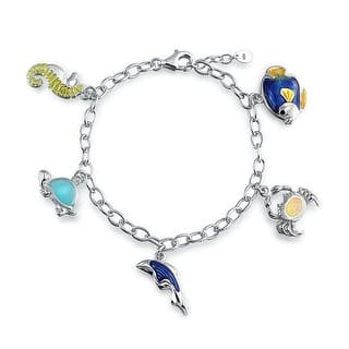Bling Jewelry 925 Silver Pink Synthetic Opal Nautical Charm Bracelet 7.5in|https://ak1.ostkcdn.com/images/products/is/images/direct/0a9b586155341bd5069de62545b734c799c2c488/Bling-Jewelry-925-Silver-Pink-Synthetic-Opal-Nautical-Charm-Bracelet-7.5in.jpg?impolicy=medium