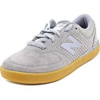 New Balance Numeric M533 Men Round Toe Suede Gray Sneakers