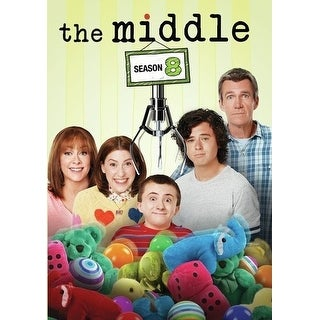 Middle: The Complete Eighth Season [DVD]