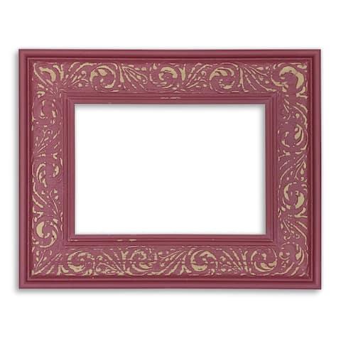 Modern Baroque Rose Frame