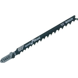 """Bosch 4"""" 6T Wood Jigsaw Blade"""