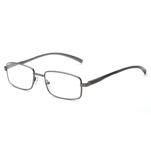 Readers.com The Damien Rectangle Reading Glasses