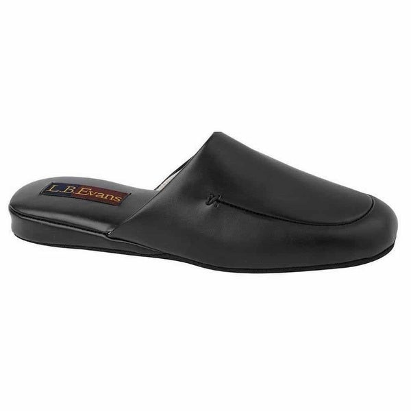 e625d7aa7df Shop L.B. Evans Mens Duke Scuff Casual Slippers - Free Shipping Today -  Overstock - 22434761