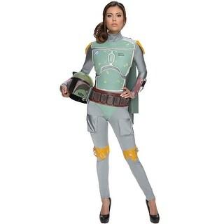 Rubies Boba Fett Female Adult Costume - Solid