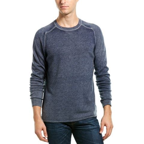 Autumn Cashmere Inked Sweater - COIN/SLATE