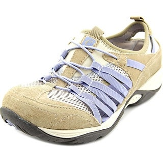 Easy Spirit Ezline N/S Round Toe Suede Walking Shoe