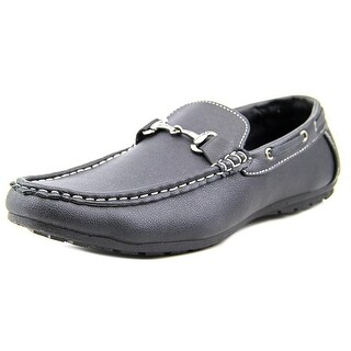 Alessandro Monelli Leon Men Square Toe Synthetic Loafer