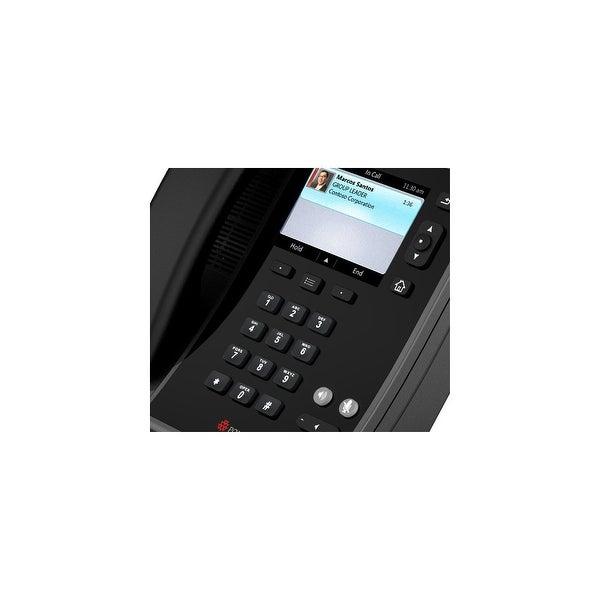 Polycom CX500 IP VoIP Desktop Office Phone 2200-44300-025
