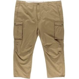 Levi's Mens Loose Leg Below Waist Cargo Jeans