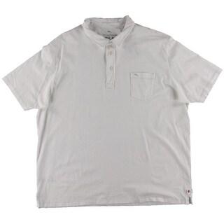 Tommy Bahama Mens Bahama Cove Pocket Embroidered Polo Shirt - 3XL