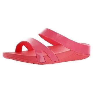 Fit Flop Welljelly Slide Women's Lightweight Slip-on Sandals Shoes