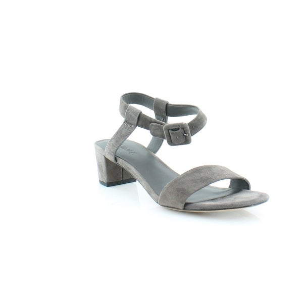 Vince Rena Women's Sandals & Flip Flops Darksmoke - 7