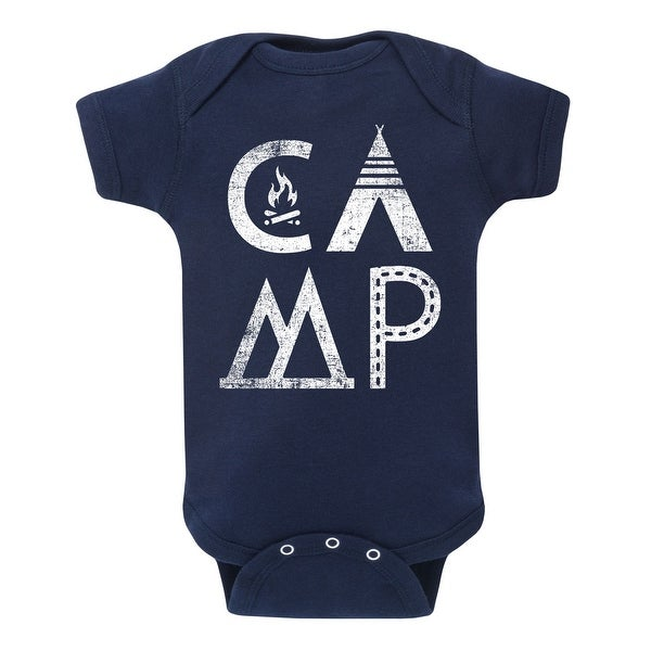 Camp - Infant One Piece