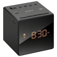 Sony ICFC1 Alarm Clock Radio, Black
