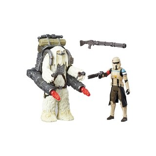 Rogue One Scarif Stormtrooper/ Moroff Figure Two-Pack