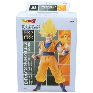 Dragon Ball Z DX Vol 1 Special Clear Version Super Saiyan Son Gokou Figure - multi