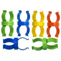 6-Piece Noodle Lynx Swimming Pool Noodle Connecting Toy - Green