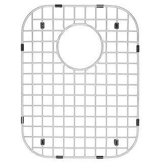 "Karran Stainless Steel Bottom Grid fits E-360R - 12-7/8"" x 16-5/8"""