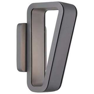Kovacs P1224-297-L LED Outdoor Wall Sconce from the Pediment Collection
