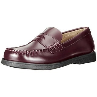 Sperry Boys Colton Loafers Leather Slip On