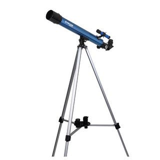 Meade Infinity 50mm Altazimuth Refractor Telescope 209001 https://ak1.ostkcdn.com/images/products/is/images/direct/0ab2e696330db720646c2b555281c5647f822cbf/Meade-Infinity-50mm-Altazimuth-Refractor-Telescope-209001.jpg?impolicy=medium