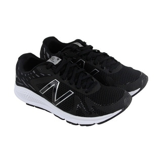 New Balance Vazee Urge V1 Womens Black Mesh Athletic Lace Up Running Shoes