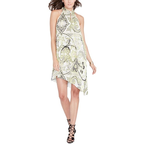 Shop Rachel Rachel Roy Womens Party Dress Paisley Knee-Length - Free  Shipping On Orders Over  45 - Overstock.com - 23140631 b874f745c70a